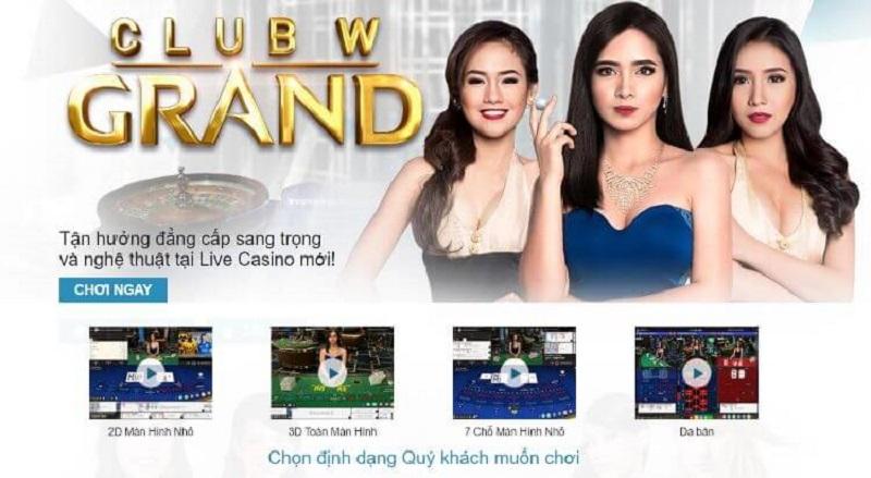 Casino trực tuyến đẳng cấp và thời thượng