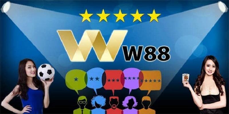 Dịch vụ chăm sóc khách hàng W88 đạt 5 sao