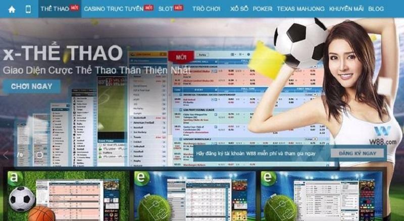 W88 - Thương hiệu nhà cái quốc dân của người chơi Việt