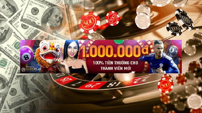 W88 thưởng khuyến mãi 1 triệu đồng